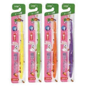 LION日本獅王細潔兒童牙刷