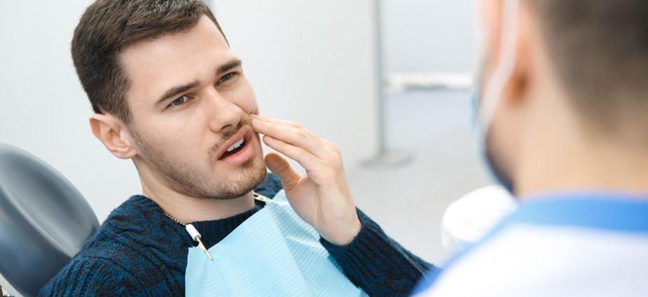 牙齒痛應立即就診